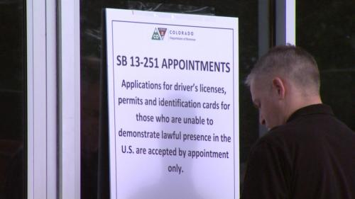 Appointments Begin For Illegal Immigrants Seeking Colorado Licenses