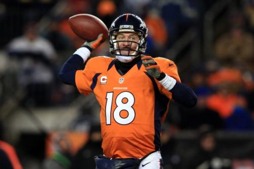As Always, Manning Finds The Target