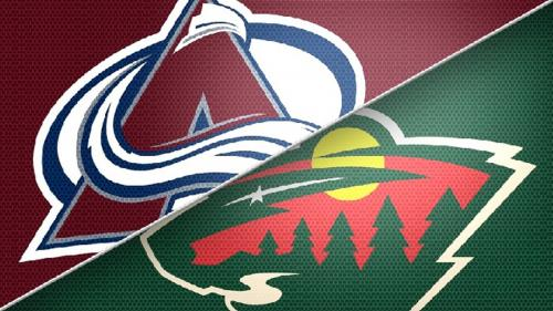 Avalanche Blanked 5-0 In Season Opener