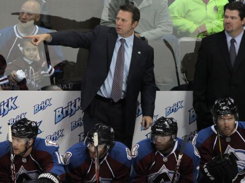 Avalanche Give Sacco 2-Year Extension