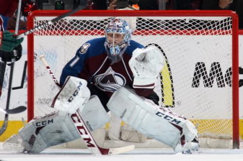 Avalanche Place Varlamov On Injured Reserve
