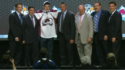 Avs Draft Life-Long Colorado Fan Conner Bleackly