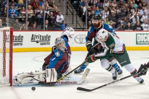Avs Season Comes To An End With Another Loss