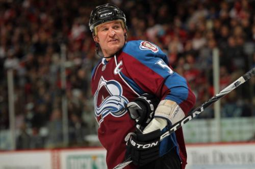 Avs To Retire Jersey Of D Adam Foote