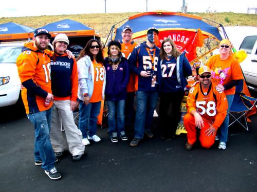 Bad Weather Survival Guide to Tailgating in Denver