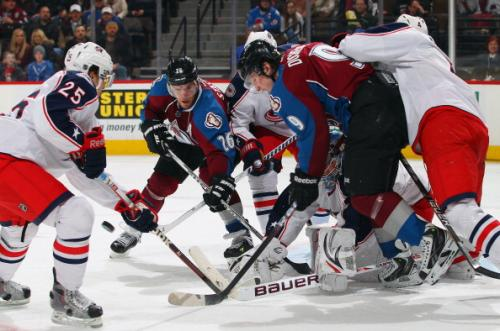Blue Jackets Shut Out Avalanche, Win 2-0