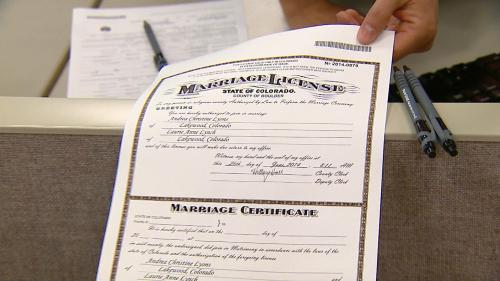 Boulder Remains Firm On Gay Marriage Licenses