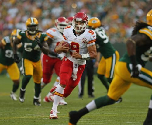 Brady Quinn Gears Up To Show Denver What They Missed Out On…Might Not Be Much To Show