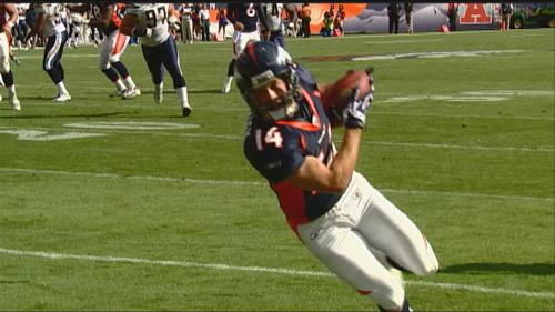 Brandon Stokley Back With The Broncos