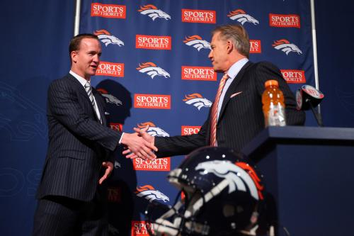 Broncos Go From Joke To Contender In 2 Years