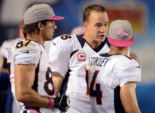 Broncos Insist Things Don't Lighten Up Now