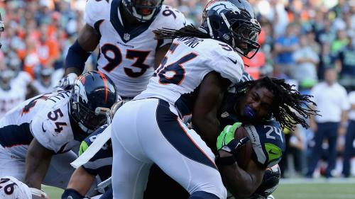 Broncos Place Nate Irving On Injured Reserve