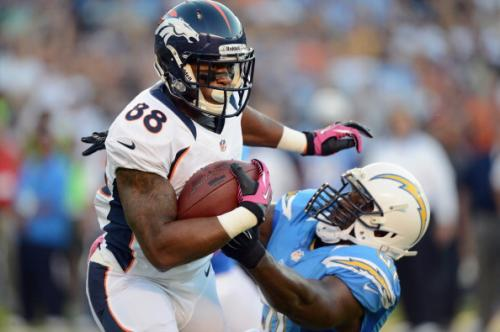 Broncos' 3-3 Record Due To Good And Bad Individual Performances