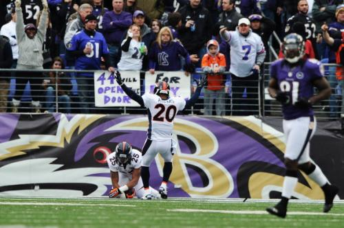 Broncos Rout Ravens 34-17 For 9th Straight Win