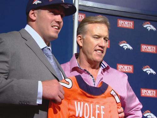 Broncos Top Pick Derek Wolfe Took A Long Road To The NFL