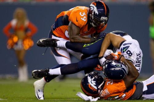 Broncos Waive Safety Ihenacho, Spot Opens Up For D.J. Williams