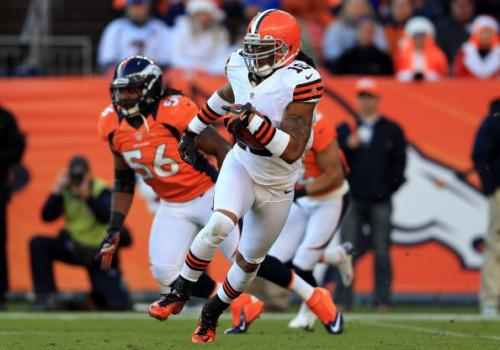 Browns' Cribbs Lashes Out On Twitter After Loss To Broncos