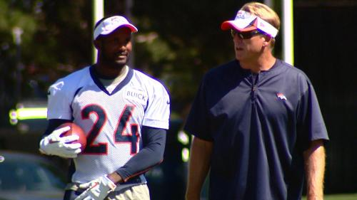 Champ Bailey Has Milder Form Of Clady's Foot Injury