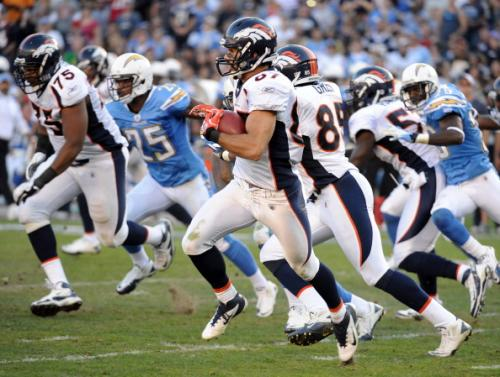 Chargers, Broncos Monday Night Matchup To Decide Early AFC West Lead