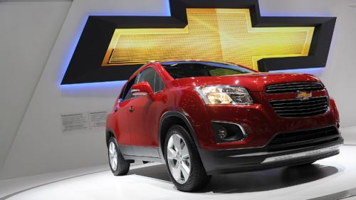 Chevrolet Bringing Tiny Trax SUV To US And China
