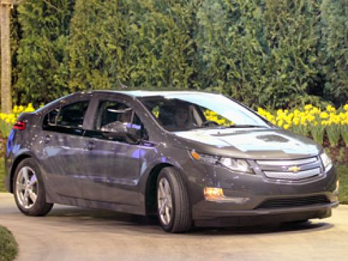 Chevrolet Volt Takes Top Honors In Owner-Satisfaction Survey