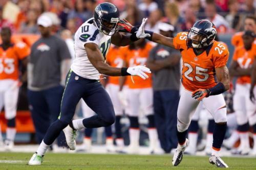 Chris Harris, Chris Kuper Both Return To Denver Broncos' Practice Wednesday