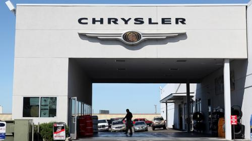 Chrysler Recalls Over 566,000 Trucks, SUVs