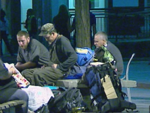 City Council To Debate Ban On Overnight Camping