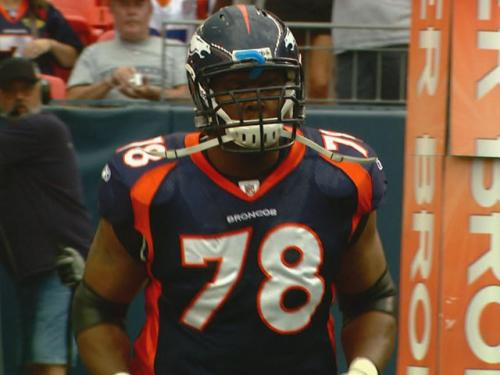 Clady Pulls Out Of Pro Bowl Game