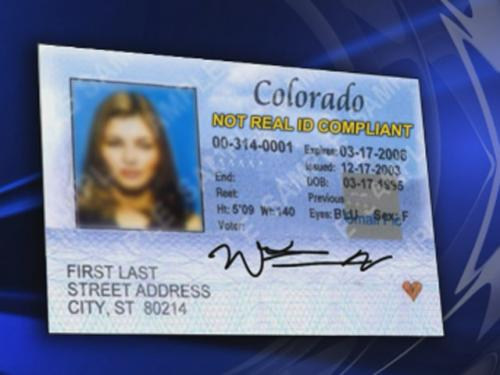 Colorado House Gives Initial OK To Immigrant Licenses
