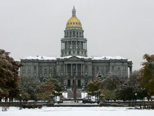 Colorado Lawmakers Hobble To End Of Special Session