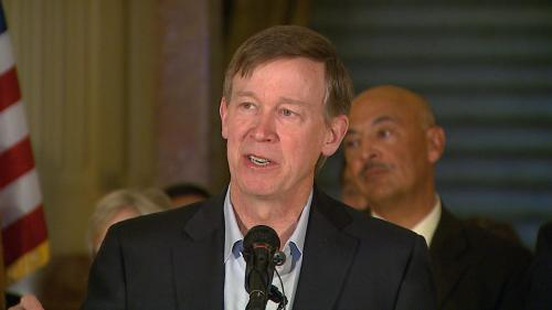 Colorado Open Records Change Heads To Governor