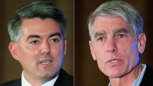 Colorado 3rd Most Expensive Senate Race In U.S.
