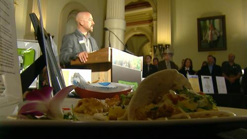 Colorado's Agriculture Community Recognized At State Capitol