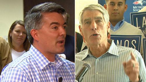 Colorado Senate Race Could Decide Balance Of Power