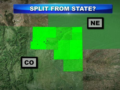 11 Counties Wanting To Secede From Colorado Gets National Attention