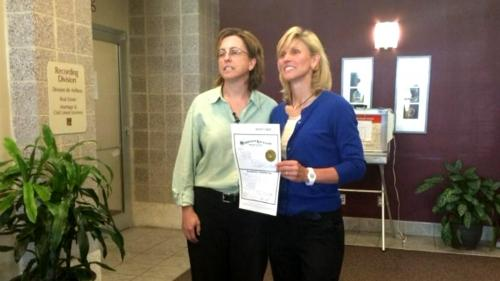 Court Denies Appeal On Same-Sex Marriage Licenses