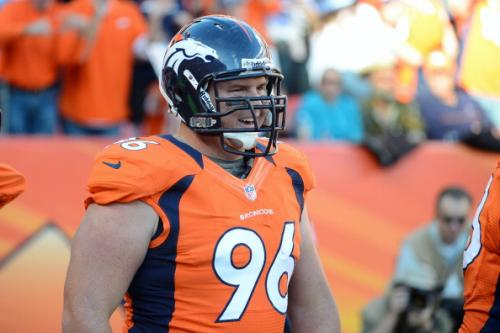 Defenseman Mitch Unrein Plays A Big Role In Broncos Win Over The Bucs
