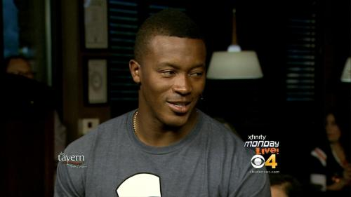 Demaryius Thomas Fine With Not Getting All The Touches