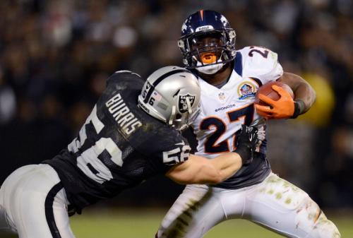 Denver Broncos Consistent In All Three Phases To Beat Oakland Raiders 26-13