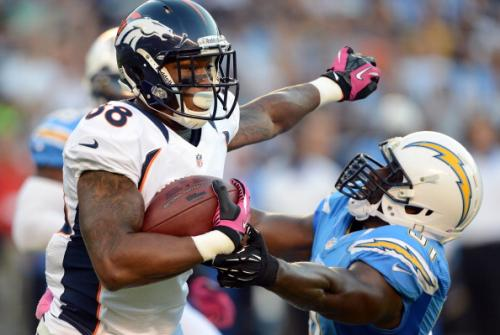Denver Broncos Prepare For Biggest Game Of Year Versus San Diego Chargers