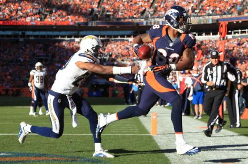Denver Broncos Proved Beastly Against San Diego Chargers