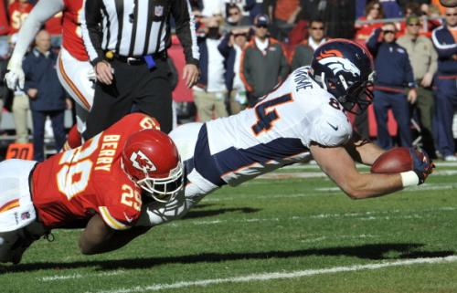 Denver Broncos Put Stranglehold On AFC West