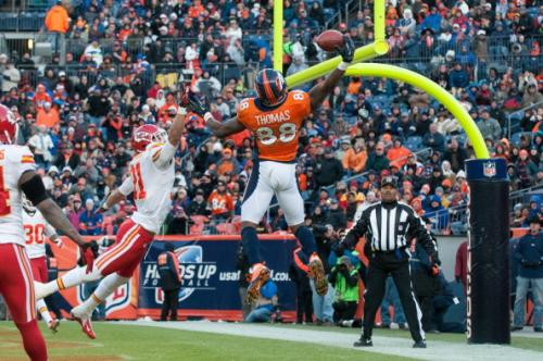 Denver Broncos Report Card: Blowout Of Kansas City Chiefs Earns Good Grades