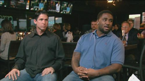 Ed McCaffrey & Robert Ayers Think The Broncos Are Contenders
