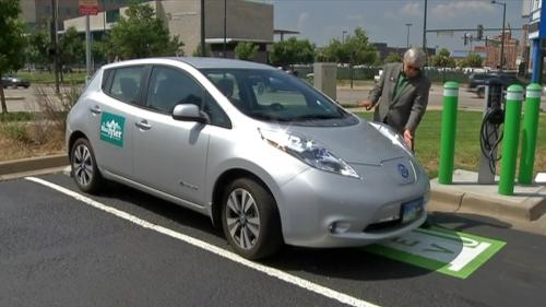 'Environment Colorado' Report Shows More Benefits Of Electric, Hybrid Vehicles