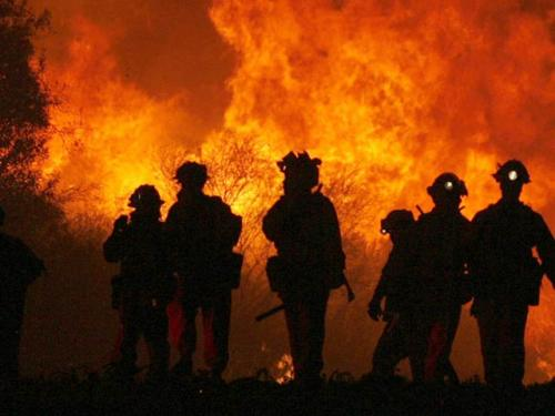 Firefighter Union Bill Advances In Colorado Senate