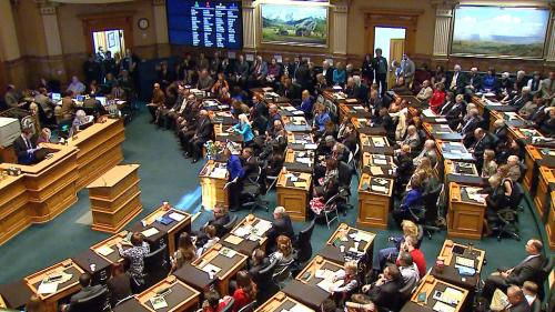 First Colorado Bills Address Gay Rights, Guns And Unions