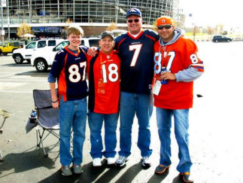 Five Epic Tailgating Moments As Told By Broncos Fans