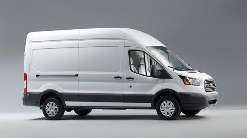 Ford Thinks Big With New Cargo Van